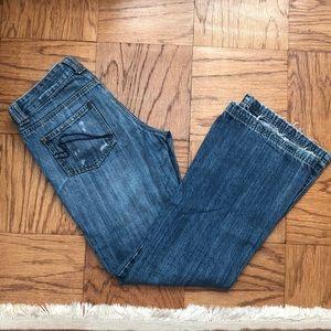 Billabong bootcut jeans